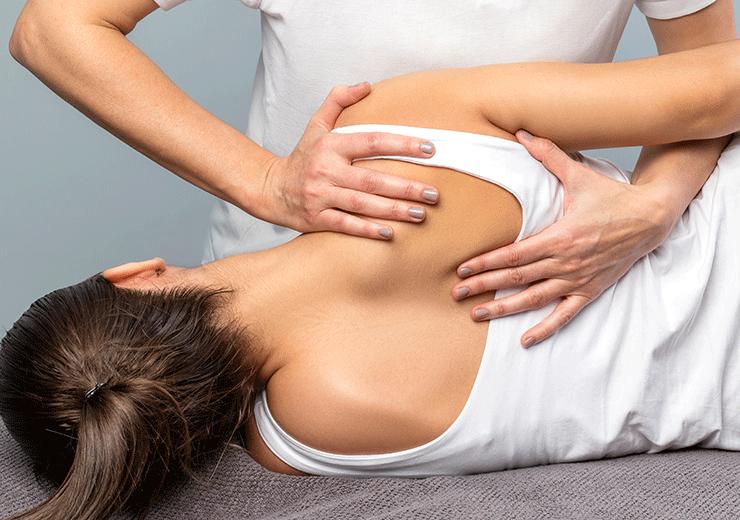 筋膜リリース 肩
