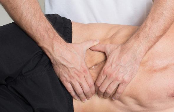 筋膜リリース 手技