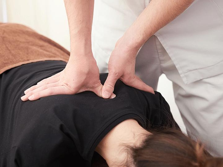 肩甲骨 筋膜